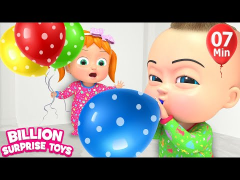 Kids Baloon Song + More BST Songs For Kids
