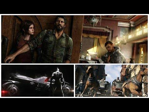 Игровые новости (Game News) №375 | The Last of Us 2, The Dark Inside Me, The Witness