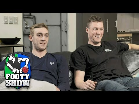 Footybox (Part 4) | AFL Footy Show 2018