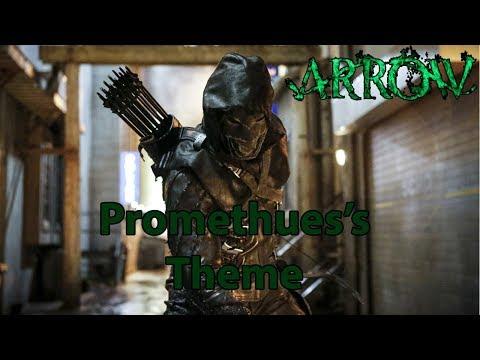 Prometheus's Theme Arrow Season 5 Complete Expanded Score: Blake Neely