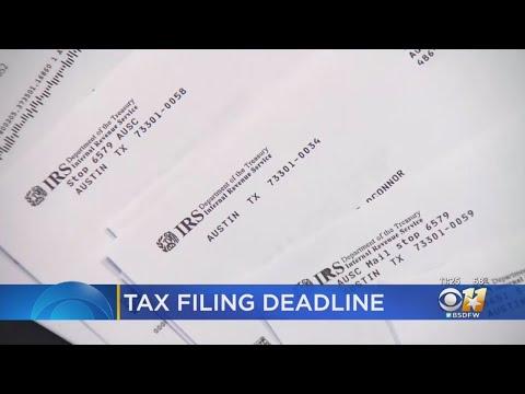 Hurry To Meet The Tax Filing Deadline Tonight At Midnight