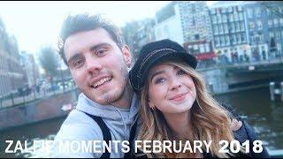 Video Zalfie Moments | february 2018 MP3, 3GP, MP4, WEBM, AVI, FLV Oktober 2018