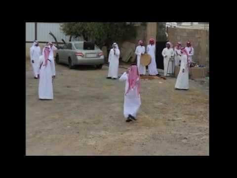 عرضة شباب قرية القحف لعام -1435 هـ
