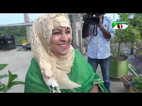 Rooftop farming || EPISODE 67 || HD || Shykh Seraj || Channel i || Roof Gardening || ছাদকৃষি ||