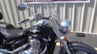 6. 2011 Suzuki Boulevard C50 T