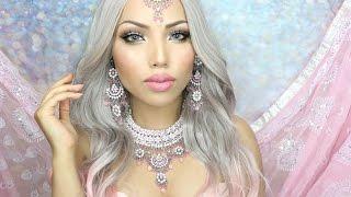 Bollywood Princess Makeup Tutorial !!! by Promise Tamangphan