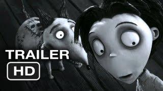 Nonton Frankenweenie Official Trailer  2  2012  Tim Burton Movie Hd Film Subtitle Indonesia Streaming Movie Download