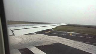 Ethiopian AirLines Taking Off From BUJUMBURA