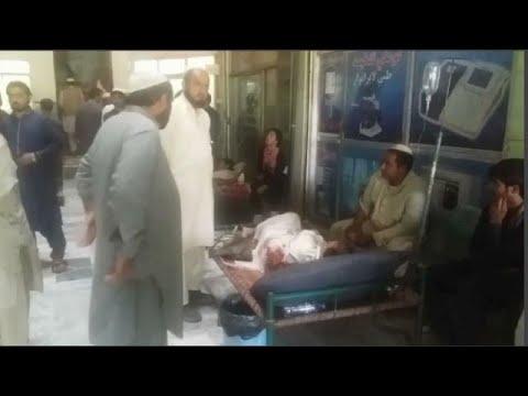 Πολύνεκρες επιθέσεις στο Αφγανιστάν