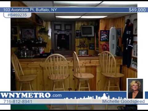 103 Avondale Pl  Buffalo, NY Homes for Sale | wnymetro.com