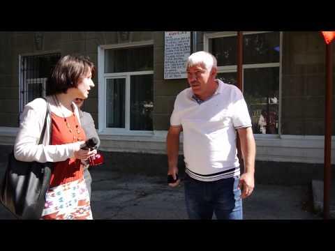В городе Атаки, второй тур местных выборов прошел с многочисленными нарушениями.