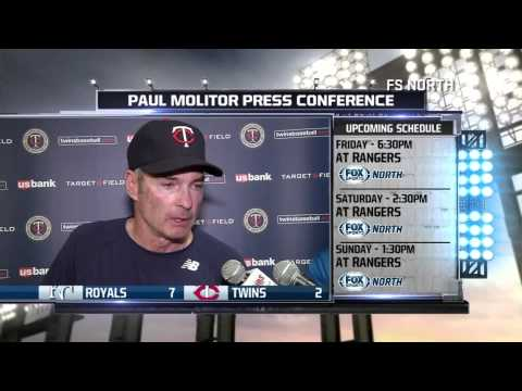 Hunter, Molitor shed light on their ejections