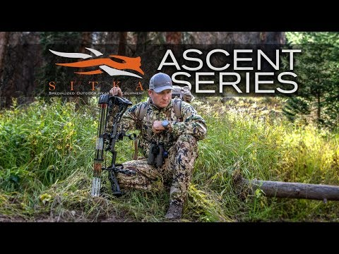 New Lightweight Hunting Gear from Sitka Gear, Guy Eastman Reviews the Ascent Series