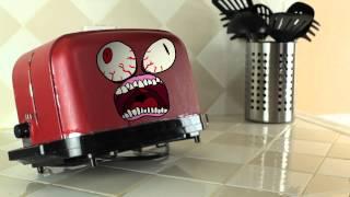 Toasty the Toaster