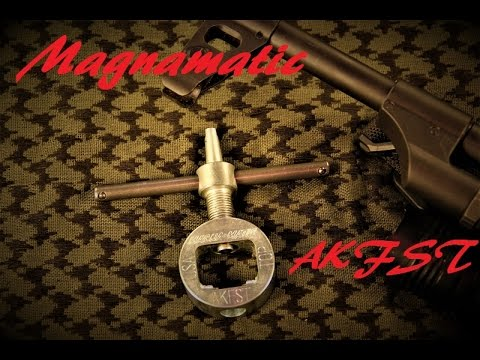 Magnamatic AKFST Sight Tool: Best AK Sight Tool (видео)