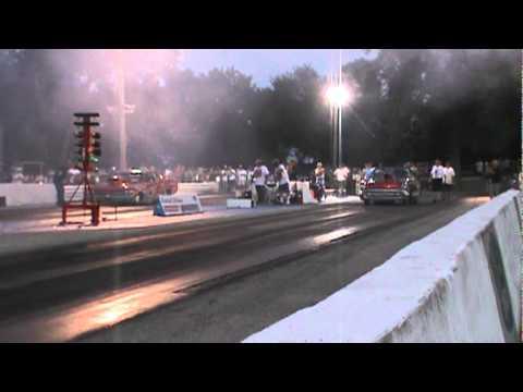 Arnie Beswick VS. Shake, Rattle, Run ant Central Illinois Dragway Round 2