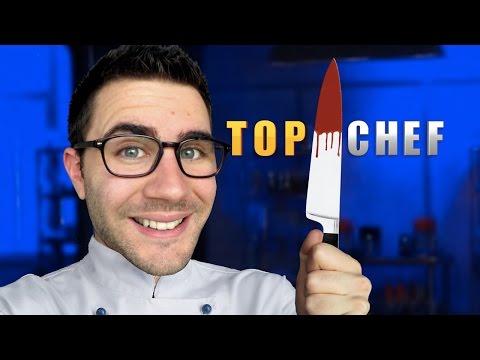 CYPRIEN - TOP CHEF