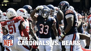 Giovani Bernard vs. Jeremy Hill: Which Bengals RB is a better fantasy football bet? Check out the Chicago Bears taking on the New England Patriots