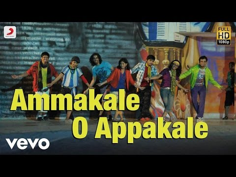 Inidhu Inidhu - Ammakale O Appakale Tamil Video | Mickey J Meyer