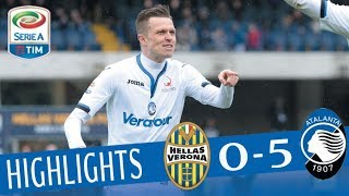 Video Verona - Atalanta 0-5 - Highlights - Giornata 29 - Serie A TIM 2017/18 MP3, 3GP, MP4, WEBM, AVI, FLV Agustus 2018