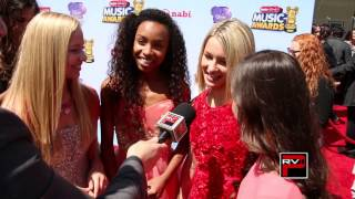 Cast of American Girl Isabelle Dances Into The Spotlight at the #RDMAs