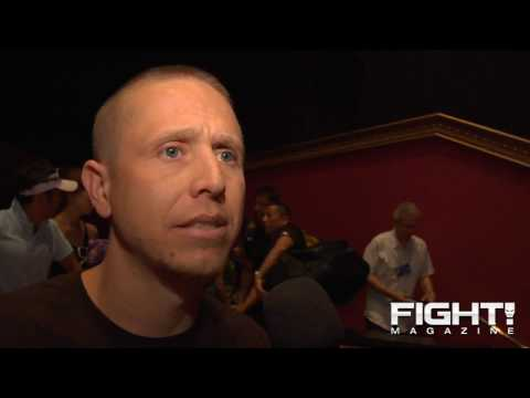 Trainer Trevor Wittman I See Brock Lesnar As a One Dimensional Fighter