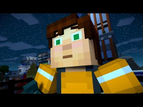 Minecraft: Story Mode - Giant Consequences - Season 2 - Episode 2 (7)