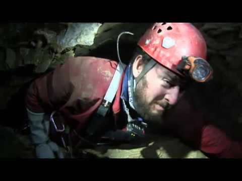 Abjasia, atrapados bajo tierra (видео)