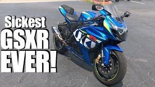 4. 2015 GSXR 1000 Test Ride - EARGASM!!