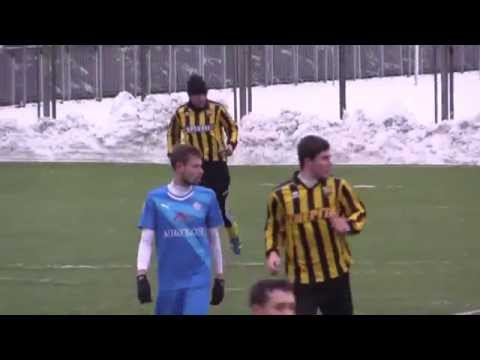 answers - Crazy footage has come out of a friendly match this week as FC Enerhiya Nova Kakhovka played FC Olimpik Donetsk. As Olimpik ran out 2-1 winners in the exhibition, the match was made to look...