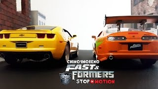 Nonton Transformers Fast & Furious STOP MOTION episode 2 Film Subtitle Indonesia Streaming Movie Download