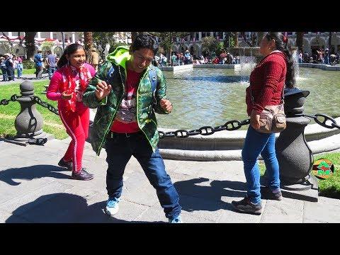 Videos caseros - MI CIUDAD DONDE VIVO ACTUAL - PLAZA DE AREQUIPA PERÚ 2019