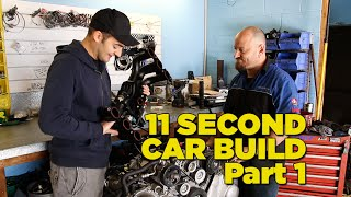 Gramps the 11 Second Car - Build Part 1