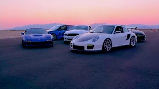 COMING SOON: Tuner-Car SHOOTOUT -- /TUNED by DRIVE