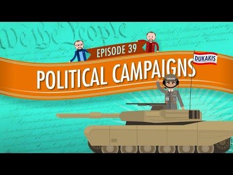 Political Campaigns: Crash Course Government and Politics #39