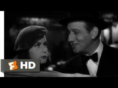 Ninotchka (2/10) Movie CLIP - Must You Flirt? (1939) HD
