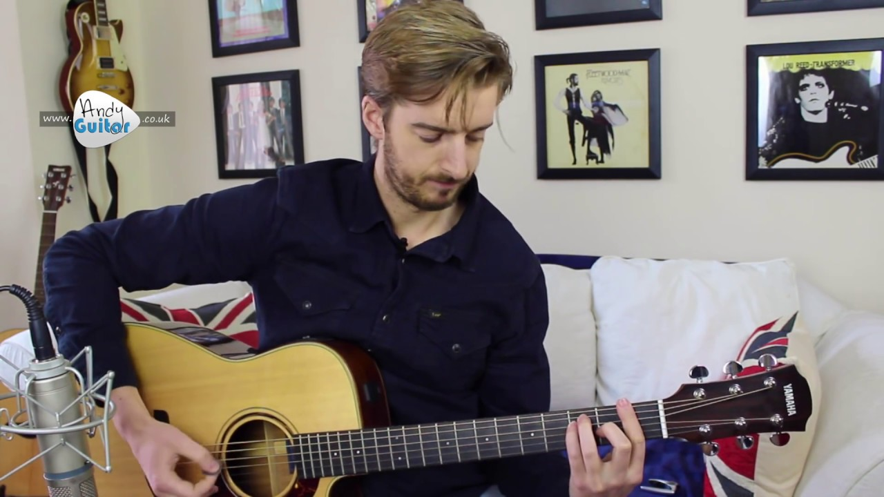 ADELE – 'ROLLING IN THE DEEP' Acoustic Guitar Cover