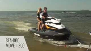3. Sea-Doo Move Trailers