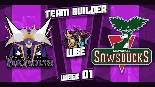 BULLET SEED FLAPPLE 🔥 WBE Sword and Shield Teambuilder - Week 1 by aDrive