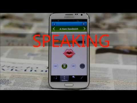 Video of SPEAKING  900