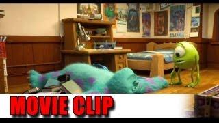 Monsters University Movie CLIP - Pig Mascot (2013) - Billy Crystal, John Goodman Movie HD