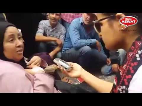 شهادة أم أحد عمال النظافة المعتقلين عل خلفية قضية محسن فكري