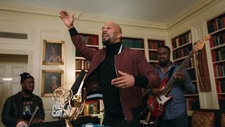 Common Live at the WHITE HOUSE