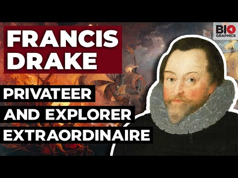 Francis Drake: The Privateer and Explorer Extraordinaire
