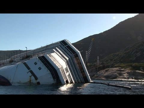 cruise ship Italy - The US salvage company tasked with removing the wreck of the Costa Concordia cruise ship said that the unprecedented project will only be completed by June 2...