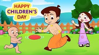 Video Chhota Bheem - Children's Day in Dholakpur MP3, 3GP, MP4, WEBM, AVI, FLV November 2018