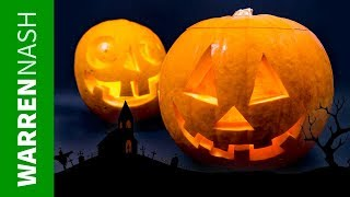 Download Lagu How to Carve a Pumpkin like a Pro - Easy Halloween DIY by Warren Nash Mp3