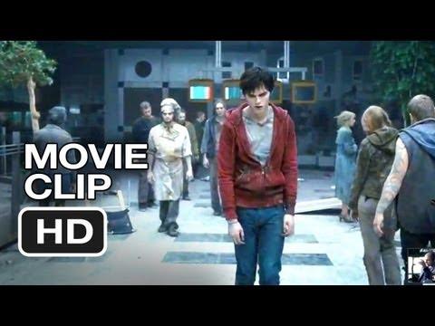 Warm Bodies Movie Intro - First 4 Minutes (2013) - Nicholas Hoult Movie HD
