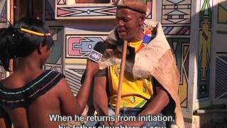 "Entrepreneur Murray Legg is in the i-DENTITY coffee shop. We learn about the isiNdebele culture with a community in Klipfontein. ""What's Appening"" features a..."