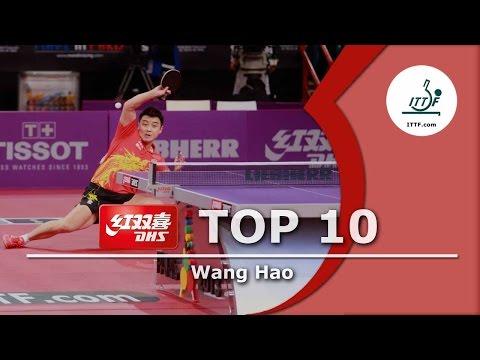 DHS Top 10 - Wang Hao